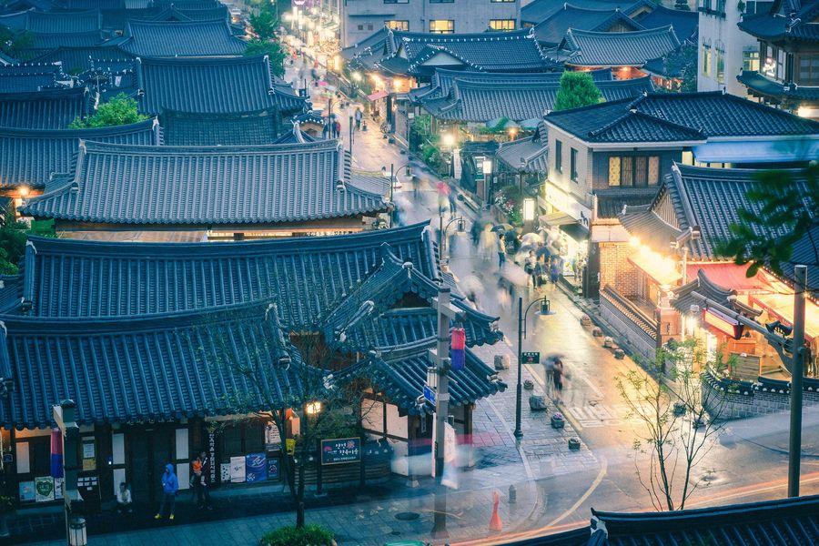 Современное искусство Кореи